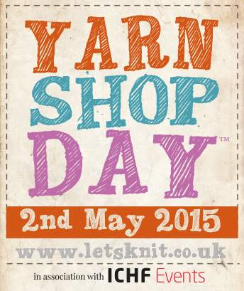 Yarn Shop Day 2015 - who's taking part?