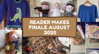 Reader Makes Finale August 2020
