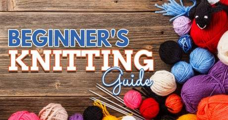 Anyone Can Knit With Our Easy Guide