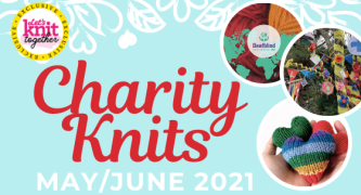 Knitting For Charity: May/June 2021