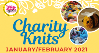 Knitting For Charity: January/February 2021