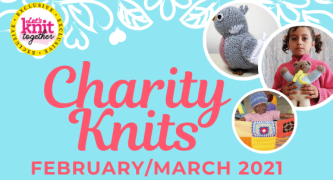 Knitting For Charity: February/March 2021