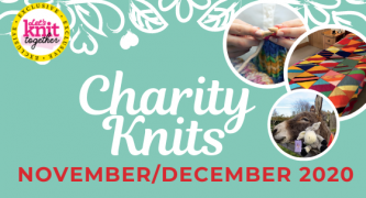 Knitting For Charity: November/December 2020
