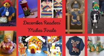 Readers' Makes Finale December 2020