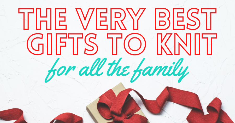 Gifts To Knit For All The Family