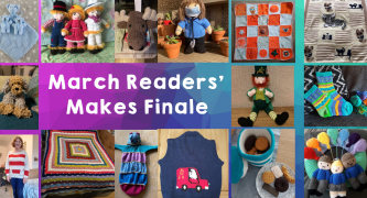 Readers' Makes Finale March 2021