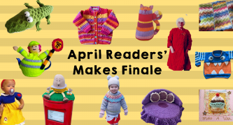 Readers' Makes Finale April 2021