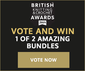 Britting Knitting Awards 2018 Voting