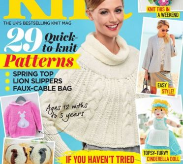 EXCLUSIVE PREVIEW! Let's Knit Issue 115 February