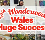 12th Annual Wonderwool Wales Huge Success
