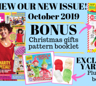 Sneak Preview! Look Inside Issue 149 Of Let's Knit - October 2019