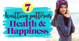 7 knitting patterns for health and happiness