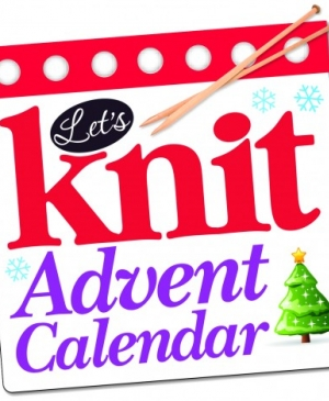 Introducing the Let's Knit Advent Calendar!