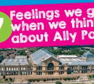 7 Feelings We Get When We Think About Ally Pally