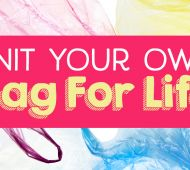 Knit Your Own Bag For Life
