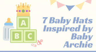 7 Baby Hats Inspired by Baby Archie
