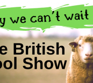Why We Can't Wait For The British Wool Show