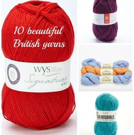 10 beautiful British yarns