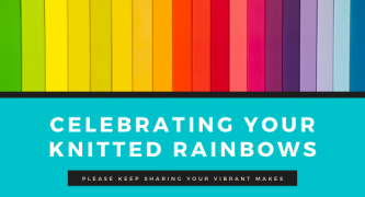 Celebrating Your Rainbow Knits
