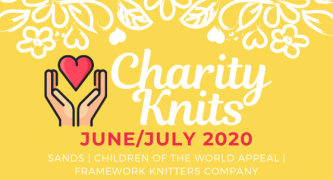 Charity Corner June/July 2020 - Get Involved!