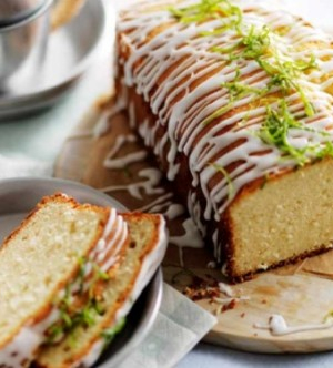 Recipe: Coconut and Lime Cake