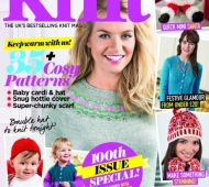 Let's Knit December issue: exclusive preview!