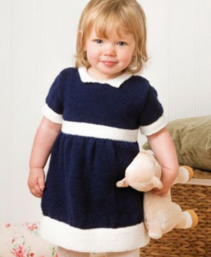 Deramores launch new navy shade for Baby DK