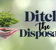 Ditch The Disposable