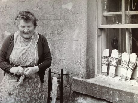 Donna Smith: My Family and Fair Isle knitting