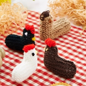 Interview: a moment with Megan Whiteman from Little Knitted Hens