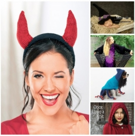 Our Top 5 Knitted and Crocheted Fancy Dress Costumes