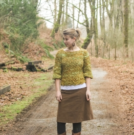 Knit to flatter with Jenise Reid: where should my hemline end?