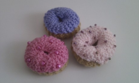 Attack of the Knitted Doughnuts