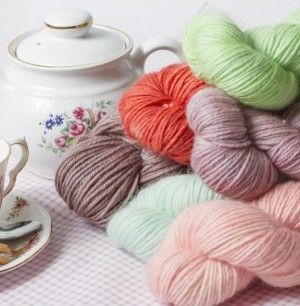 Interview & Yarn Review: Baa Baa Brighouse
