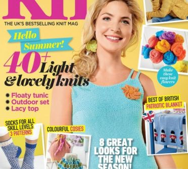 Let's Knit June issue: exclusive preview!