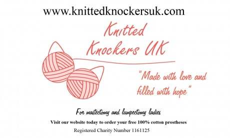 Charity of the month: Knitted Knockers UK
