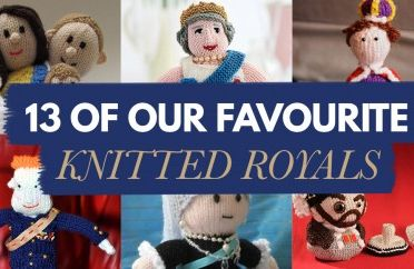 13 Of Our Favourite Knitted Royals
