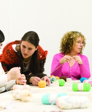 Get an exclusive discount on tickets to the Knitting and Stitching Show!