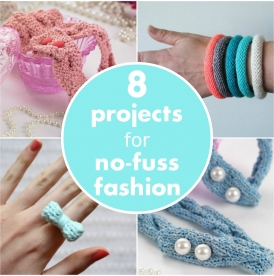8 free projects for no-fuss fashion