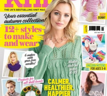 EXCLUSIVE PREVIEW! Let's Knit September Issue 122