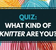 QUIZ: What Kind Of Knitter Are You?