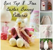 Top 8 Free Easter Bunny Patterns
