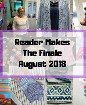 READER MAKES - The August Finale 2018