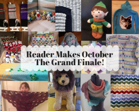 Reader Makes Grand Finale October 2018
