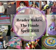 Reader Makes: The Finale April 2018