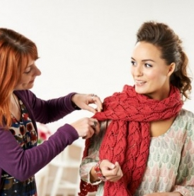Lights, camera, action: behind the scenes with Let's Knit!