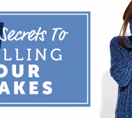 7 Secrets To Selling Your Makes