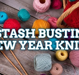 7 Stash Busting New Year Knits