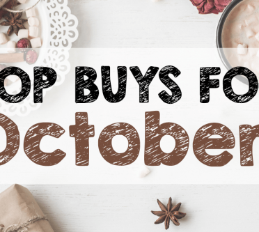 Top Buys for October