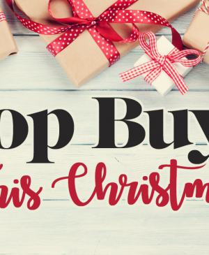 Top Buys This Christmas
